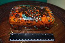 Vintage Indian Jewelry Box