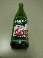12 Oz. Hillbilly Mountain Dew Bottle Filled By Silas And Vera