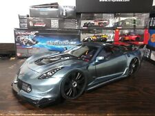 Custom Painted RC body PROTOFORM CORVETTE for 1/8. Long base Cars Touring
