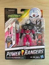 "NEW POWER RANGERS Beast Morphers 6"" TRONIC Action Figure Morph X-Key Army Buildr"