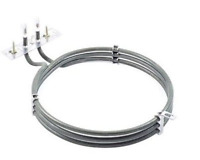 FITS UNIVERSAL FAN OVEN COOKER HEATING ELEMENT 3 TURN 2200W