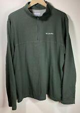 Columbia Sportswear Rugged Ridge Omni-Wick 1/4 Zip Pullover XL