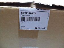 FlexLink Xbtp 3A175 plain chain 10' long - color white