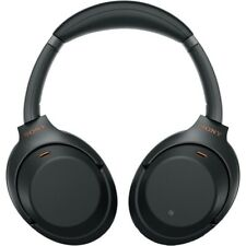 Sony WH-1000XM3 Wireless Noise Cancelling Headphones Auriculares - Negro