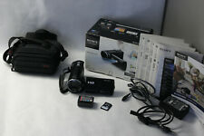 SONY HDR-PJ220E Projector Handycam, 100% working, with box, SD-Card, battery,bag