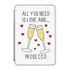 "all you need is love and PROSECCO Funda para Kindle 6"" E-Reader - Divertido"