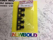 Yokomo YS4SSS-4 Plastic Shock Bodies (4), MR4, New