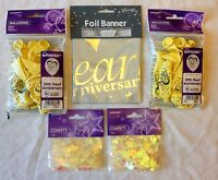 Pearl 30th Wedding Anniversary Party Decoration Pack