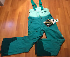 Marmot GoreTex Snow Bib Pants Women's Medium Ski Snowboard Recco New
