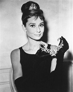 AUDREY HEPBURN AS HOLLY GOLIGHTLY FROM BREAK 8x10 Photo great gift idea 164498