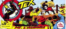 Tex 16° serie Nevada ristampa completa di 15 albi