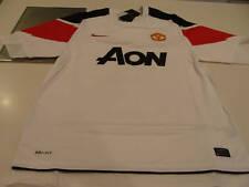 Manchester United 2010/11 Soccer Away Jersey SS L Man U