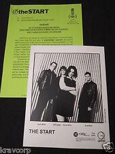 The Start 'Weezer/Incubus Tours' 2001 Press Kit—Photo
