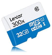 Lexar 32GB SDHC Camera Memory Cards