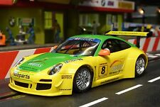 NSR PORSCHE 997 GT3 MANTHEY in 1:32 auch für Carrera Evolution   801160AW