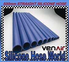 "35mm 1 3/8"" I.D x 500mm BLUE Straight Silicone Hose Venair Silicon Radiator Pipe"