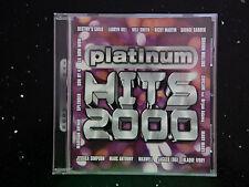 Platinum Hits 2010 - Ricky Martin, Will Smith, Son By 4  - CD VGC  (REF BOX C42)
