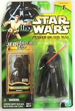 ESL3270. STAR WARS Power of the Jedi Dagobah Darth Vader Action Figure (2000)^