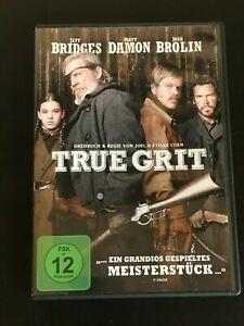 True Grit DVD (AG227-S10B4)