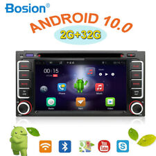 6.2inch Car Audio Stereo Radio For Toyota Universal 200*100MM GPS Nav Android 10