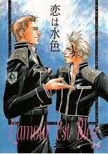 Final Fantasy 8 VIII FF8 FFVIII YAOI Doujinshi Seifer x Zell L'amour 1 CRUSHERs