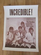 BEATLES Butcher cover poster  18x23