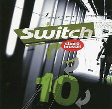 Studio Brussel presents Switch 10 (3 CD)