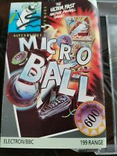 AS MICRO BALL RARE ELECTRON BBC GAME *SEE DEALS*
