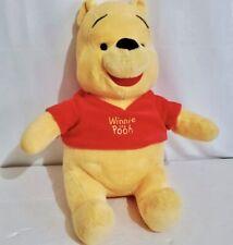 "Kohls Cares DISNEY WINNIE THE POOH BEAR Soft Plush Bear Stuffed Animal 15"""