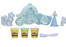 Play-Doh~Disney Princess~Royal Carriage~Cinderella~New~Featuring Sparkle Color