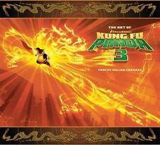 The Art of Kung Fu Panda 3 by Tracey Miller-Zarneke (2015, Hardcover)