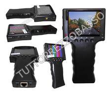 """Monitor lcd 3,5"""" test telecamere ahd cctv tester x telecamera videosorveglianza"""