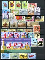 Jersey Jahrgang 1974 + 1975 postfrisch MNH (C923