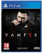 Focus Home Ps4 Vampyr Versione Italiana