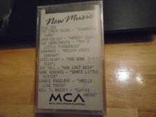 SEALED RARE PROMO MCA Canada CASSETTE TAPE Steelheart Kane Roberts Junkyard 1991