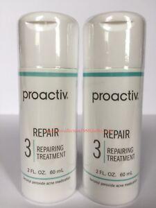 Proactiv Repairing Treatment 2 oz TWO Bottles (4oz 120 Day Supply) Repair Step 3