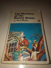 Rare Vintage The Mystery of the Secret Room, Blyton, Enid, Very Good, Paperback