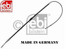BMW E34 5 Series Handbrake Cable FEBI Biltein  34411162005