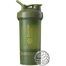 Blender Bottle ProStak System with 22 oz. Shaker and Twist N' Lock Storage