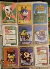 107 Animal Crossing e-Reader Cards - PICK YOUR CARD Series 1-4 Nintendo Gamecube