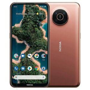 Nokia X20 5G 8/128GB Dual sim - MIDNIGHT SUN  - EUROPA-[NO-BRAND]GAR. 24 MESI