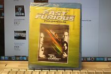 The Fast and the Furious (Blu-ray Disc, 2009)