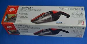 Cordless Hand Held Vacuum Cleaner Bagless Portable BD30010