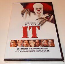 Stephen King's IT Richard Thomas John Ritter  (DVD, 2010) WS Richard Thomas