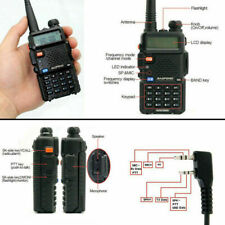 Baofeng Uv-5r Vhf/uhf Dual Band PMR Radio 136-174 400-520 MHz Ricetrasmittente