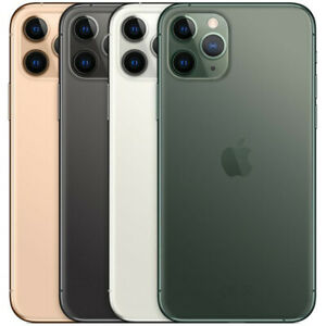 Apple iPhone 11 Pro - 64/256/512GB -ALL COLOURS - UNLOCKED - EXCELLENT CONDITION