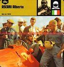 ASCARI Alberto avec Luigi VILLORESI ( FERRARI ) : Fiche Pilote Collection