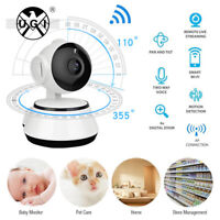 UGI Wireless WiFi 720P CCTV Surveillance Security IP Camera Pan Baby/Pet Monitor