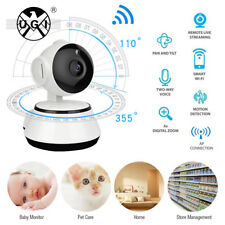 UGI Wireless WiFi 720P CCTV Surveillance Security IP Camera Pan Baby/Pet Monitor