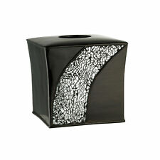 Bathroom Tissue Box Cover Popular Bath Sinatra Orb Collection